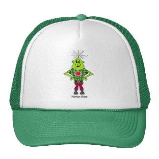 Martin the Martian Trucker Hat