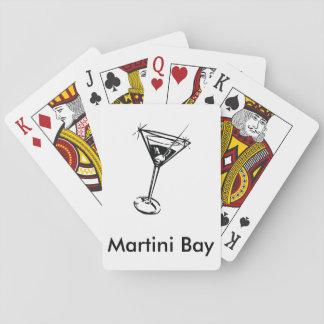 Martini Bay Playing Cards