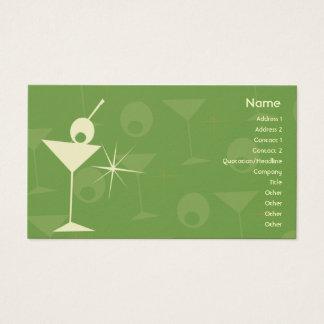 Martini Dazzle - Business Business Card