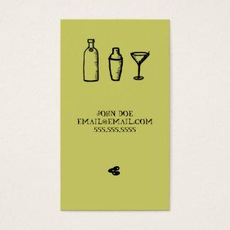 Martini Elements Calling Card