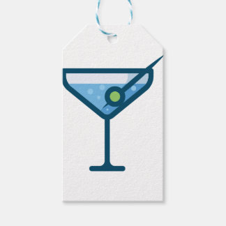 Martini Gift Tags
