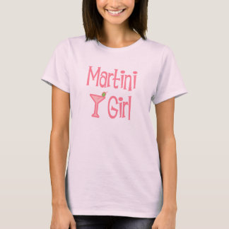 Martini Girl T-Shirt