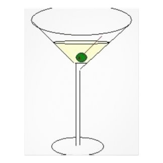 Martini Glass Flyer