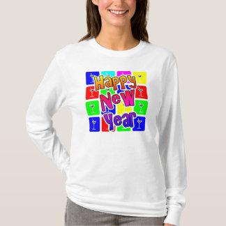 MARTINI HAPPY NEW YEAR T-Shirt