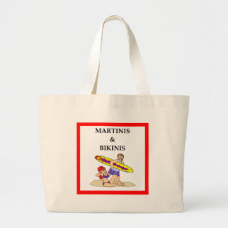 MARTINI LARGE TOTE BAG