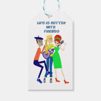 Martini Party Pack Of Gift Tags