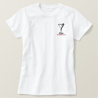 Martini Personalized Embroidered Shirt