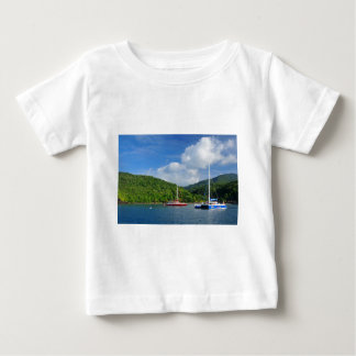 Martinique Baby T-Shirt