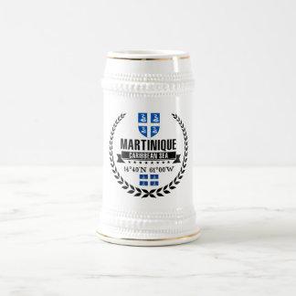 Martinique Beer Stein