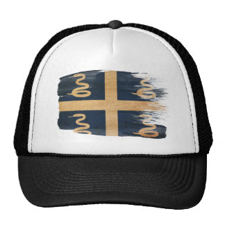 Martinique Flag Trucker Hat