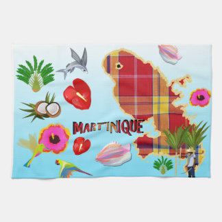 Martinique Hand Towel