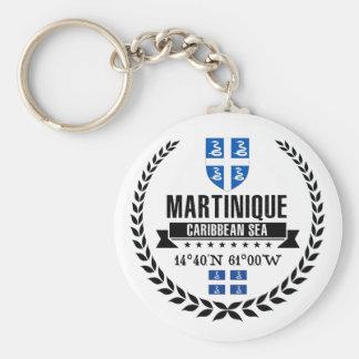 Martinique Keychain