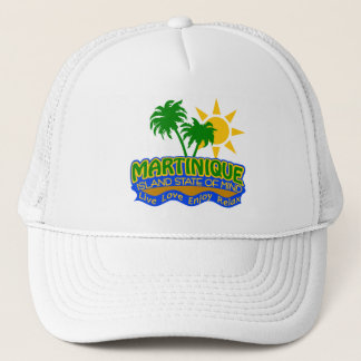 Martinique State of Mind hat - choose color
