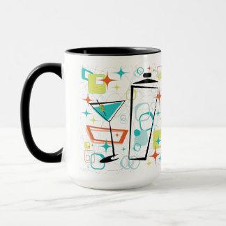 Martinis A Go-Go Coffee Big Mug