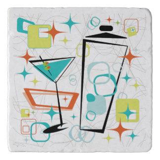 Martinis A Go-Go Trivet