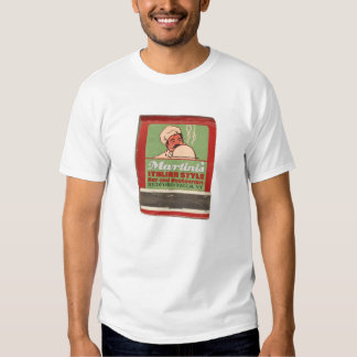 Martini's Restaurant T-Shirt