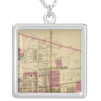 Martin's Ferry Silver Plated Necklace