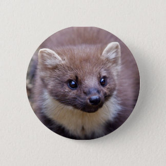 Marty Badge 2 Inch Round Button