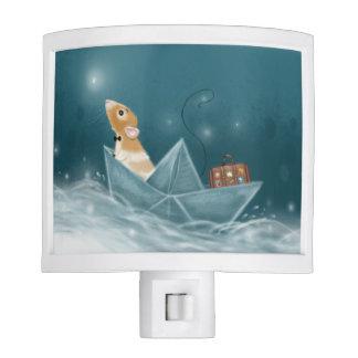 Marty Boat Night Light