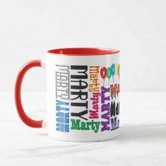 Marty Coffee Mug