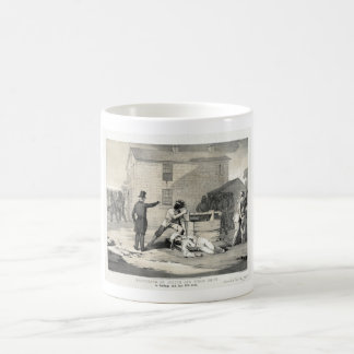 Martyrdom of Joseph & Hiram Smith in Carthage Jail Coffee Mug