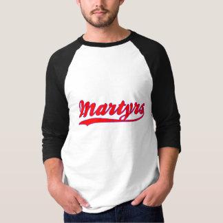 Martyrs Faux Baseball Jersey T-Shirt