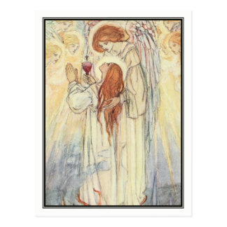 Martyrs' Song by Florence Harrison Postcard