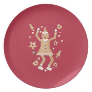 Martzkin Cookie Plate © 2011 M. Martz