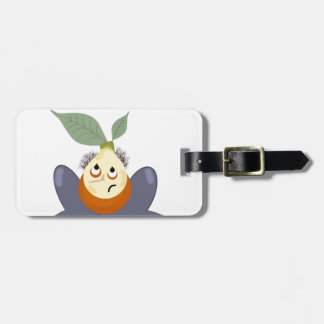 Marv Luggage Tag