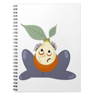 Marv Spiral Notebook