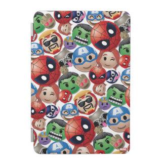 Marvel Emoji Characters Toss Pattern iPad Mini Cover