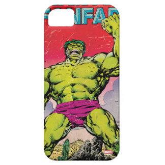 Marvel Fanfare Hulk Comic #29 iPhone 5 Case