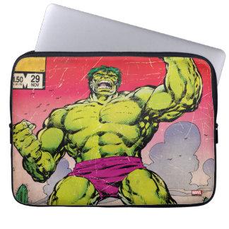 Marvel Fanfare Hulk Comic #29 Laptop Sleeve