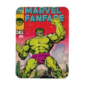 Marvel Fanfare Hulk Comic #29 Magnet