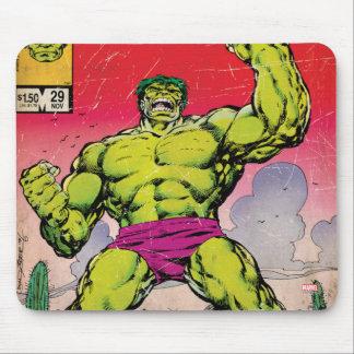 Marvel Fanfare Hulk Comic #29 Mouse Pad