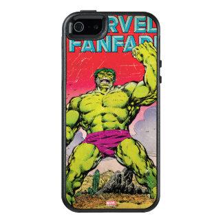 Marvel Fanfare Hulk Comic #29 OtterBox iPhone 5/5s/SE Case