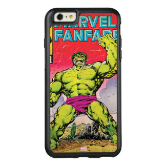 Marvel Fanfare Hulk Comic #29 OtterBox iPhone 6/6s Plus Case