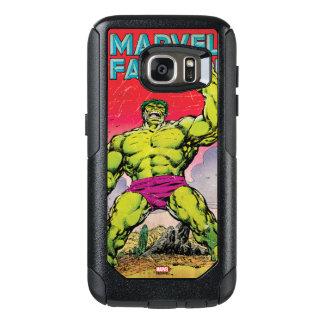 Marvel Fanfare Hulk Comic #29 OtterBox Samsung Galaxy S7 Case