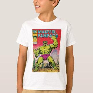 Marvel Fanfare Hulk Comic #29 Shirt