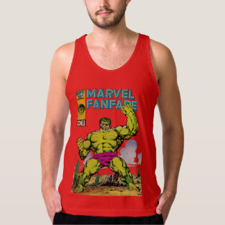Marvel Fanfare Hulk Comic #29 Tank