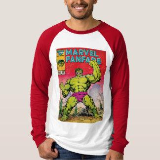 Marvel Fanfare Hulk Comic #29 Tshirt