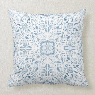 Marvellous Cushion - Vintage Blue