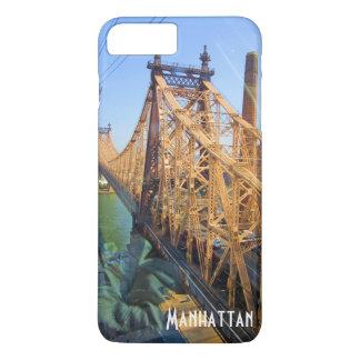 Marvellous Manhattan – Queensboro Bridge iPhone 8 Plus/7 Plus Case