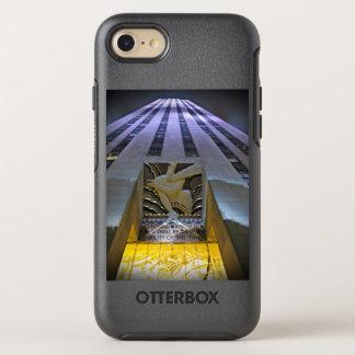Marvellous Manhattan - Queensboro Bridge OtterBox Symmetry iPhone 8/7 Case