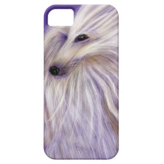 MARVELOUS AFGHAN HOUND BY DIVINA FOR IPHONE 5 iPhone 5 CASES