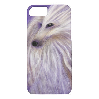 MARVELOUS AFGHAN HOUND BY DIVINA FOR iPhone 7 case