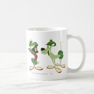 Marvin le Martien et le K-9 2 Tasse À Café