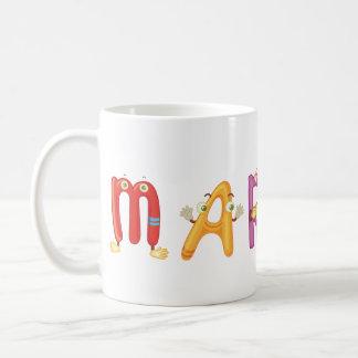 Marvin Mug
