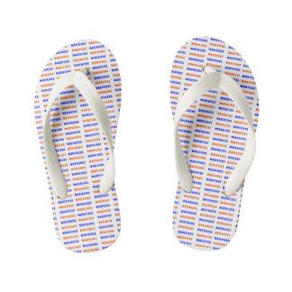 Marvin Ridge Flip Flops - KIds