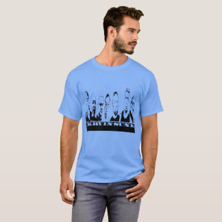 Marvin Sunk Faces T-Shirt